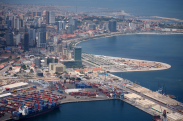 Luanda Bay and Port