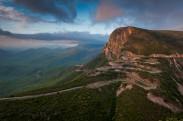 Serra da Leba Mountain Range